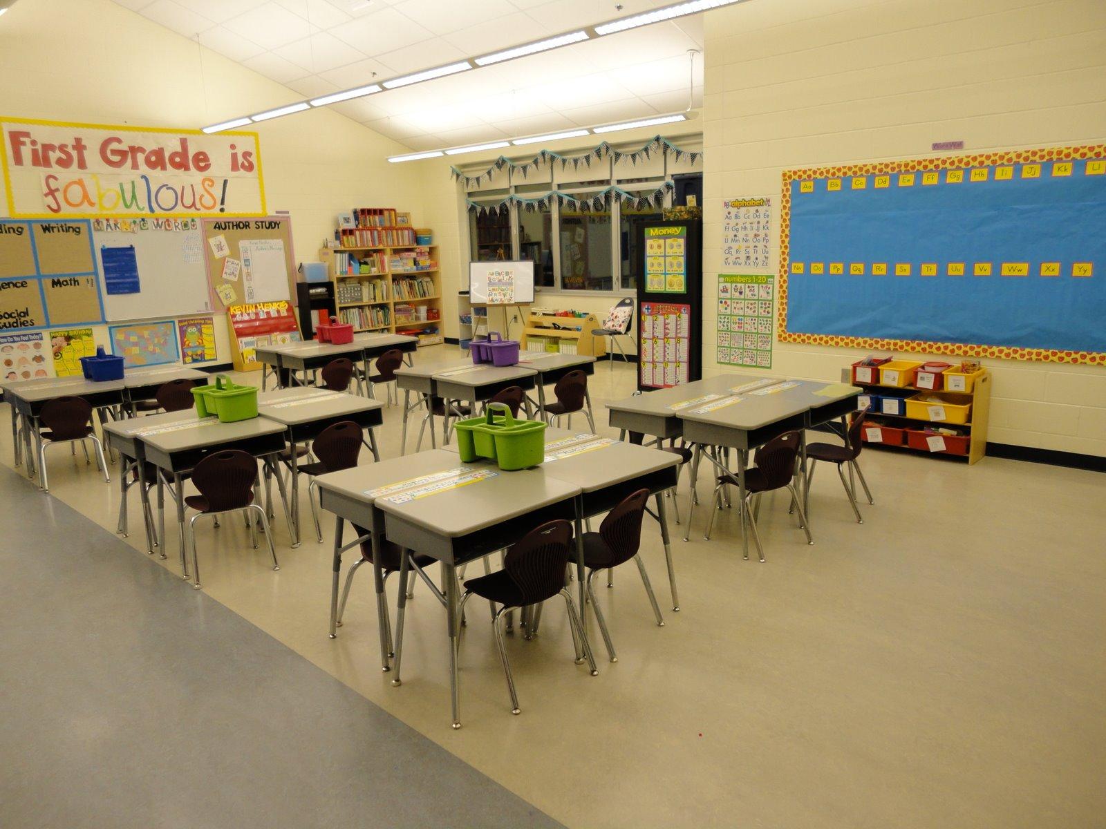 Classroom Arrangement Ideas Using Tables ~ Babbling abby teacher week classroom tours