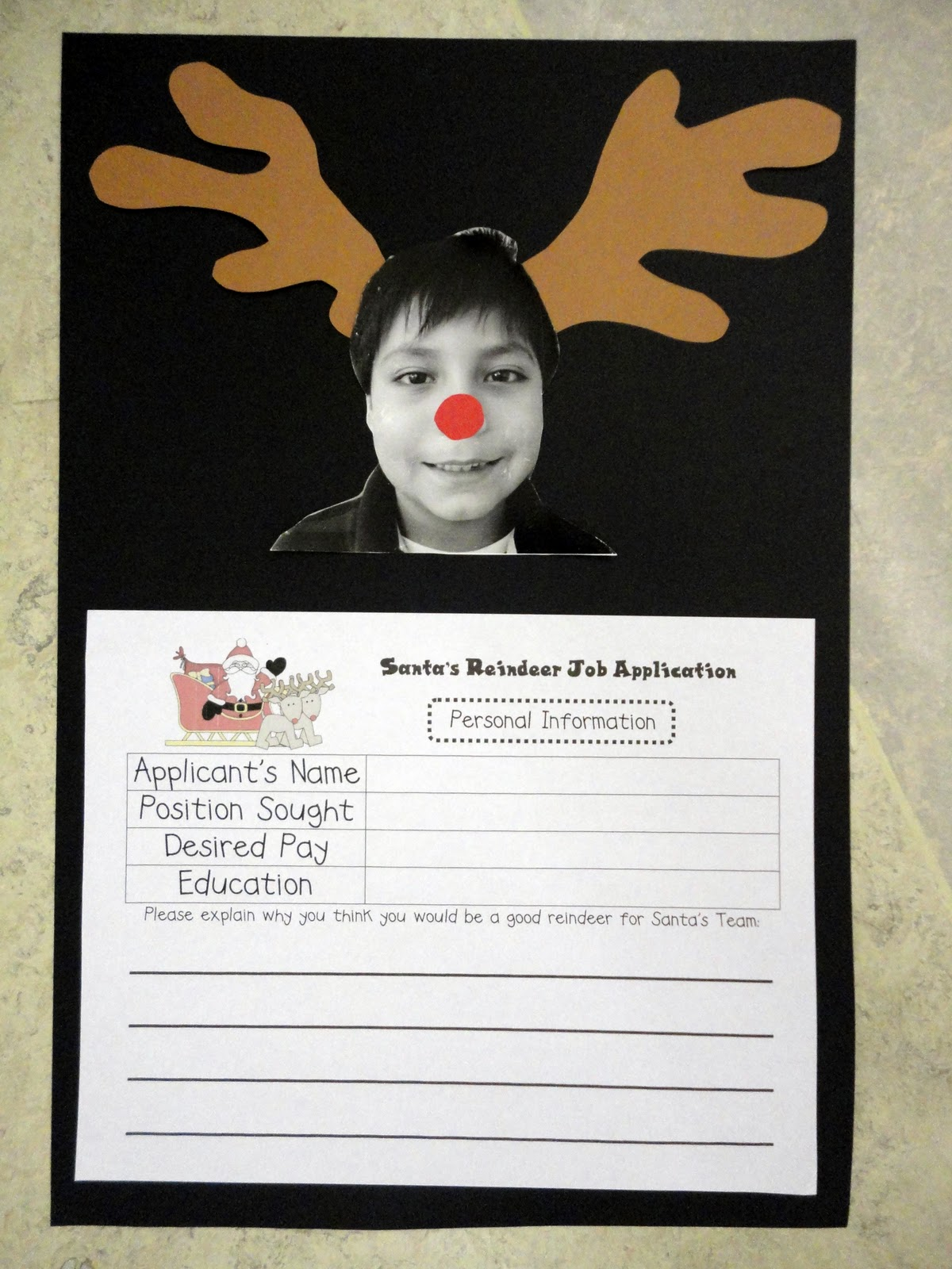 Imogene's Antlers Literature Unit and Study Guide