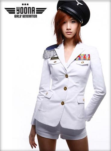 girls generation names. Stage Name: YoonA