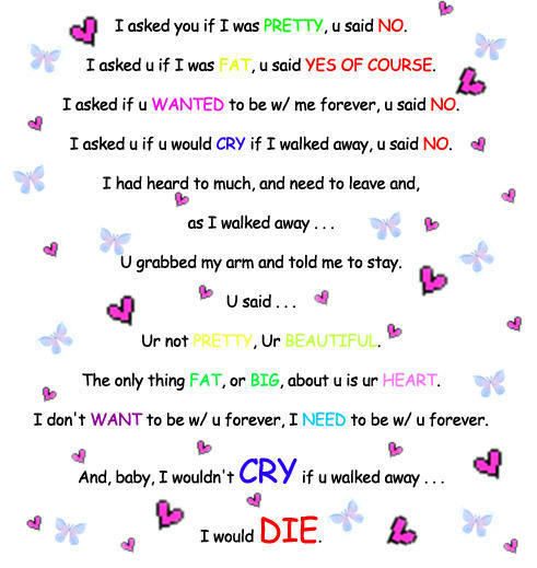 i love you baby girl quotes. cute short i love you poems.