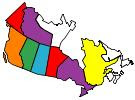 Canadian provinces I have traveled in