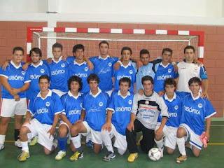 Juniores 07 - 08