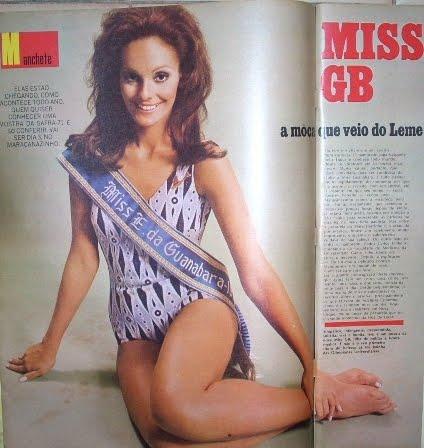 "˜*•. ˜""*°•.˜""*°••°* Lucia Petterle, Miss World 1971. ˜*•. ˜""*°•.˜""*°••°* Lucia-444"