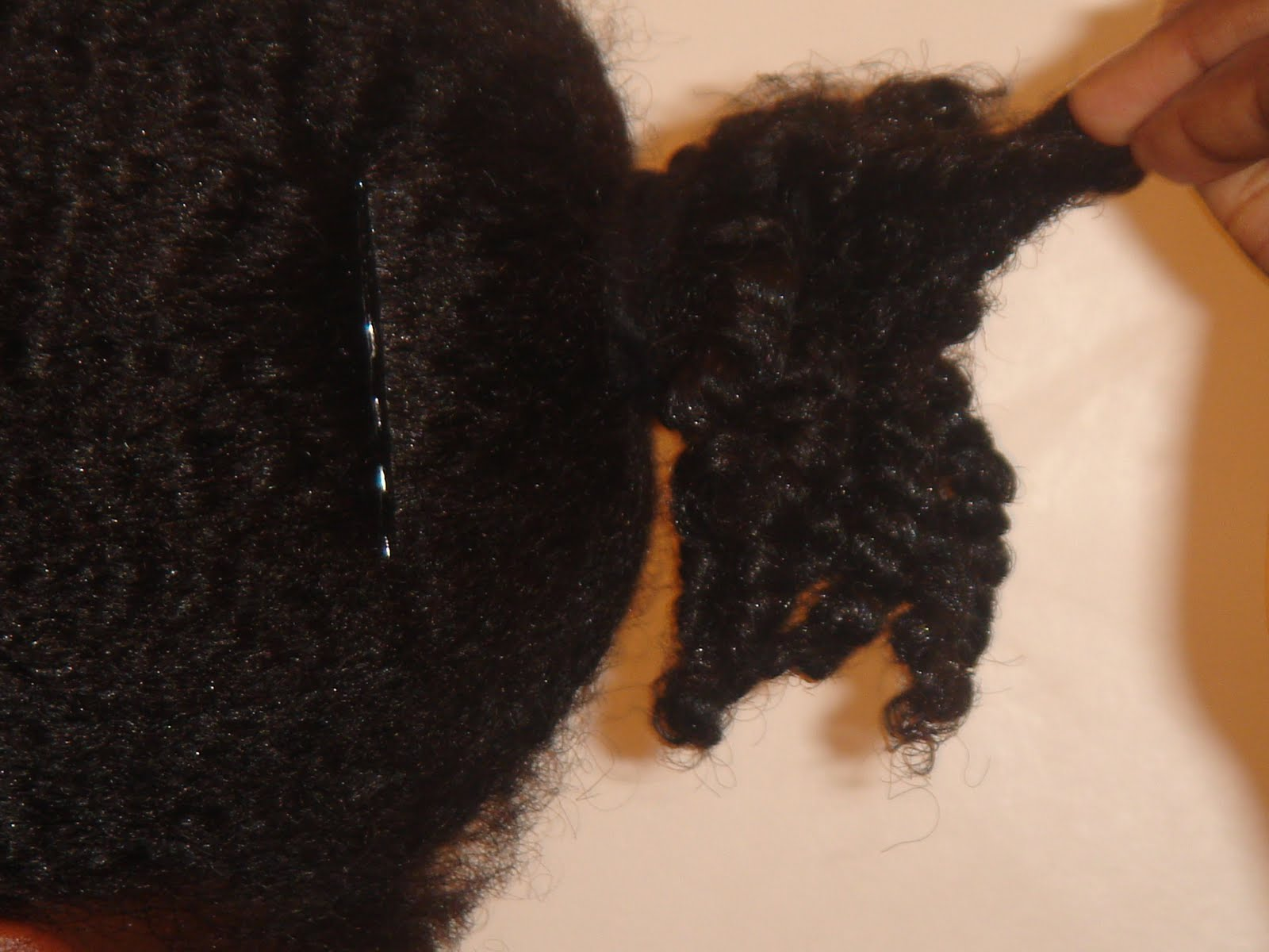 Traitement choc pousse cheveux