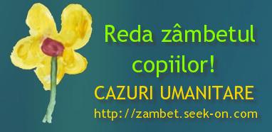 REDA ZAMBETUL COPIILOR !