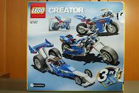 LEGO: 6747 Creator Race Rider