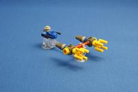 LEGO: 4485 Mini Sebulba's & Anakin's Podracer