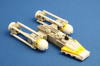 LEGO: 4488-4491 Mini Y-wing