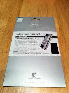 アンチグレア フィルムサポート for iPhone 4を購入