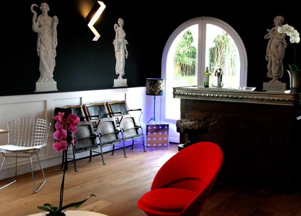 Interior design setting interior design beautiful and for Trendy boutique hotels