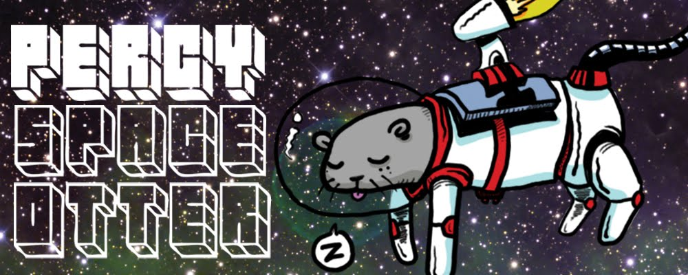 Percy Space Otter