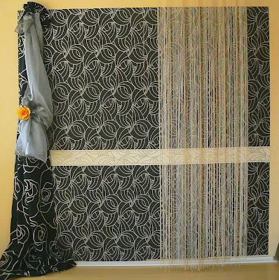 Текстилни тапети