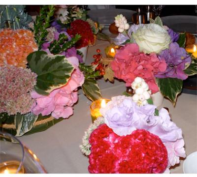 Идеи за декорация на маса за коледа