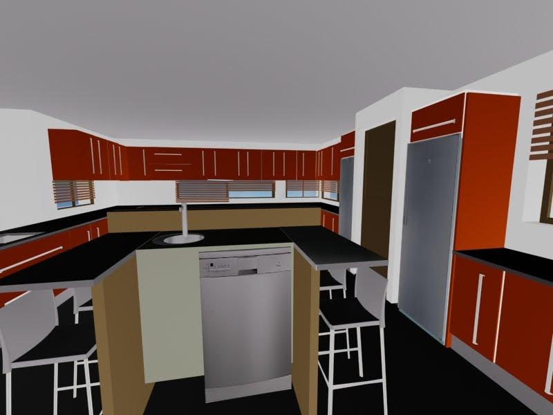 for Planos de cocinas de 15 metros cuadrados