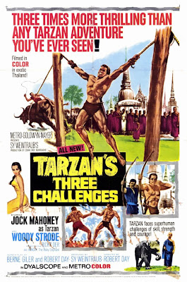 Baixar Filmes Download   Os Trs Desafios de Tarzan (Dublado) Grtis