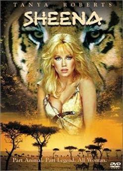 Sheena: A Rainha das Selvas Dublado