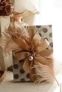 polka-dot wrapping paper at mac & murphy - a charleston paper company