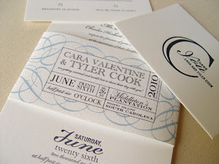 wedding invitations offered at mac & murphy