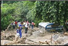 Los destrozos de IDA en El Salvador