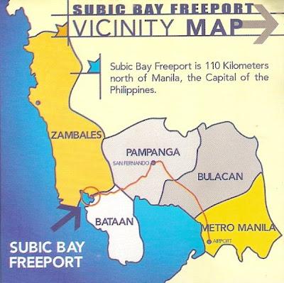 Em Esber Blog 1 Photo Journal Of Subic Bay Freeport Zone 4th