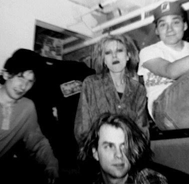 What's Sonic Youth got to do with the Dustdevils?