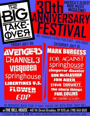 The Big Takeover Turns 30!