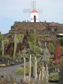 Kaktusparken Jardin de Cactus