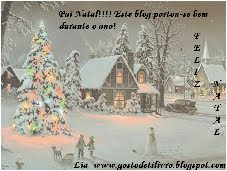 """Selo """"Pai Natal! Este blog porta-se bem durante o ano"""""""