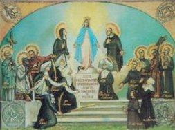 Santos de la Familia Vicentina