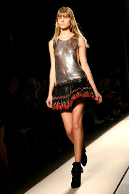 6. Disco Look, Balmain, Spring 2009