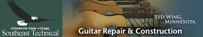 Guitar Repair & Building Program, Guitar School - Red Wing, MN