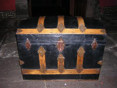 arcón restaurado