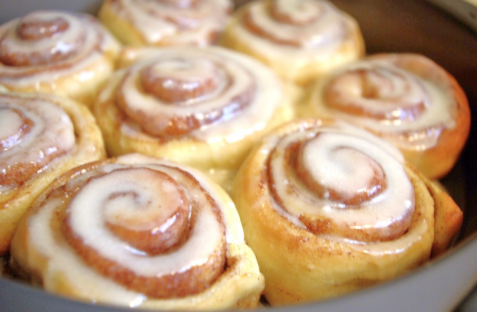 Cinnamon Buns Recipe — Dishmaps