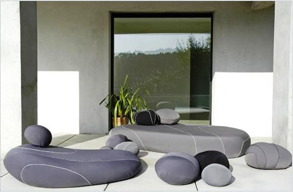Cool livingstones for Mobilier de jardin