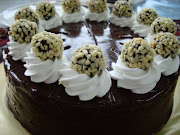 3-Layer Truffle Chocolate Cakes (approx: 2.3kg)