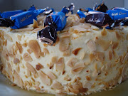 Almond Cream Cakes