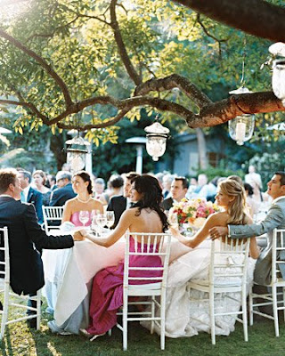 Backyard Wedding Inspiration