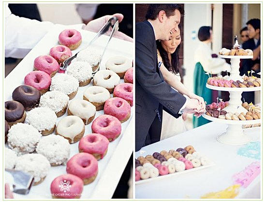 donut_display_wedding_event