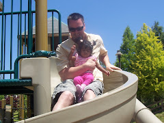 Pyranka & Daddy at Dillon OC Park Picknik