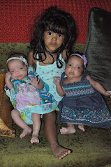 My three beautiful Daughters