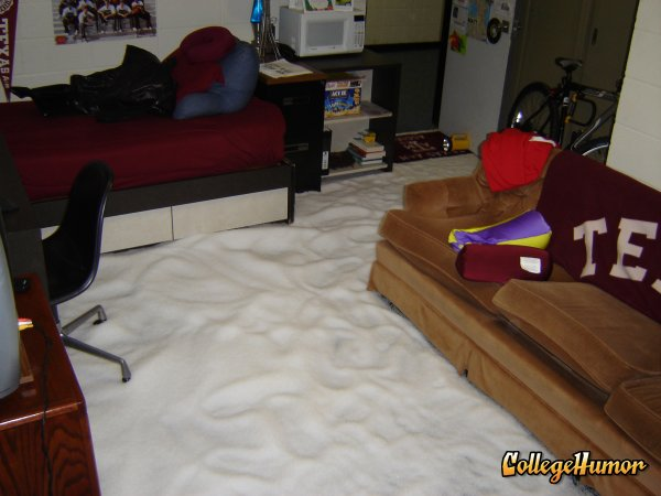 pranks for college dorms Oh lord, there are so many hilarious pranks to pull on college friends listen, if  you're  prank 2: fill their dorm room with popcorn this is a.
