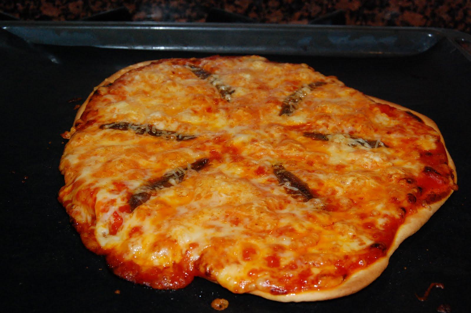 La cocina de valenciana pizza for Cocina valenciana