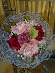 my own creation 4 nana's wedding