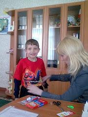 Dmytro in Ukraine