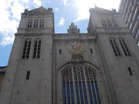 教会正面写真