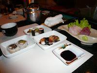 ブラジルの寿司