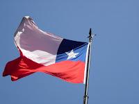 チリ国旗・裏