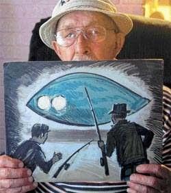 Mississippi Man Recalls 1973 Alien Abduction