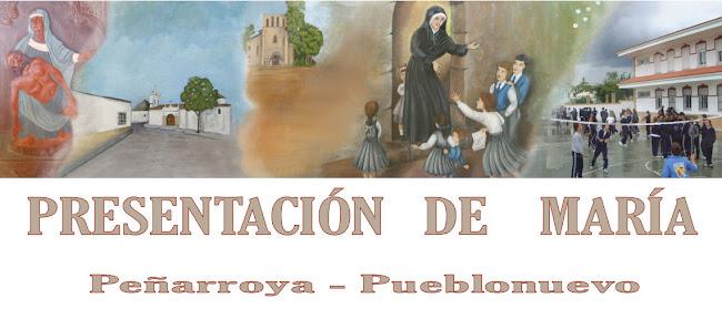 Presentación de María (Pya-Pvo)