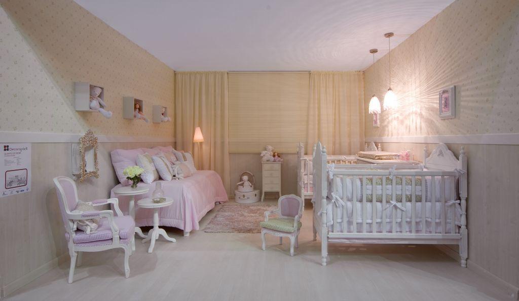Christiana Gontijo Interiores Quarto de bebê ~ Abajur Parede Quarto Bebe